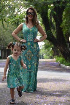 Moda tal mãe tal filha verão 2017