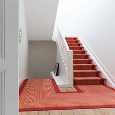 Traversa mocheta Carnaby 84 caramiziu   Atria magazin online traverse Stairs, Home Decor, Stairway, Decoration Home, Room Decor, Staircases, Home Interior Design, Ladders, Home Decoration