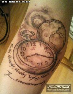 Tatuaje de / Tattoo by: skaisse | #tatuajes #tattoos #ink