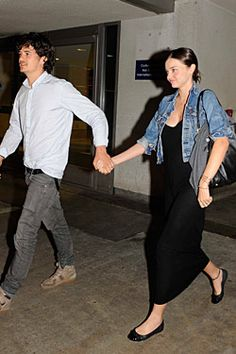 Miranda Kerr pregnant style