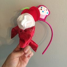 Shopkin headband