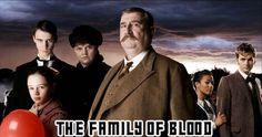 Nous sommes dans l'Angleterre de 1913 et la guerre survient avec un an d'avance lorsque la terrible famille se met à la chasse du Docteur.