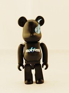 Medicom Toy Be@rbrick BEARBRICK 100% Series 22 SF BARS Japan Amine