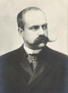 Prince Napoléon Victor (1862-1926) fils de Napoléon-Joseph et de la princesse Marie-Clothilde de Savoie