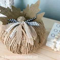 BEE INSPIRED MARKET - Creating inspiring DIYs Pumpkin Crafts, Twin Girls, Fall Trends, Hobby Lobby, Fall Decor, Bee, Reusable Tote Bags, Diy Projects, Rustic