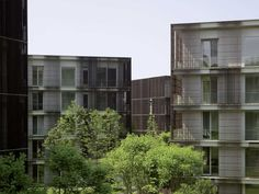 a f a s i a: David Chipperfield Architects Ninetree Village . Hangzhou