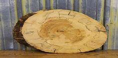 $94.95  - Live Edge Figured Oval Cut Boxelder Reclaimed Centerpiece Log Slice T 1 58 W 15 12 L 33 18  6298 >>> Click image to review more details. (This is an affiliate link) #BuildingSupplies