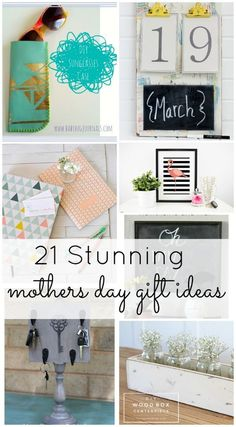 Lovely 21 Stunning Mothers Day Gift Ideas
