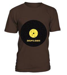 Drum and Bass Vinyl  T Shirts  #gift #idea #shirt #image #music #guitar #sing #art #mugs