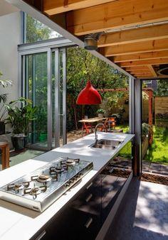 open-air-kitchen ต่อเติมครัวหลังบ้านแบบโปร่ง