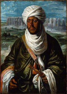 The Moor. Artist unknown. Europe