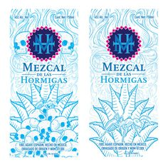 Mezcal de las Hormigas [Packaging] on Behance