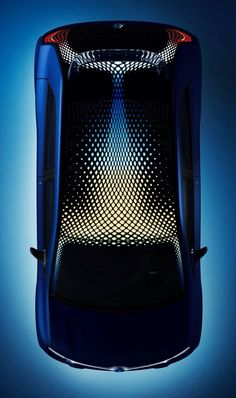 Twin'Z Concept by Ross Lovegrove | Renault