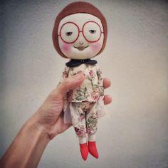 EEching's Handmade: 娃娃doll