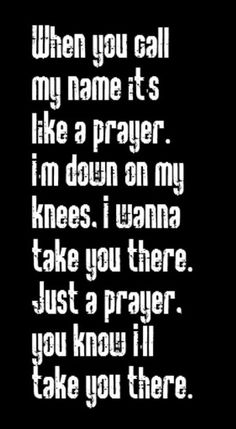 Madonna - Like a Prayer - song lyrics, song quotes, songs, music lyrics, music quotes