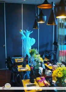 New York City themed party ideas