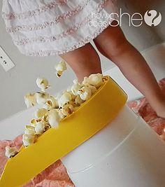Caramel Popcorn Balls | How Does She...