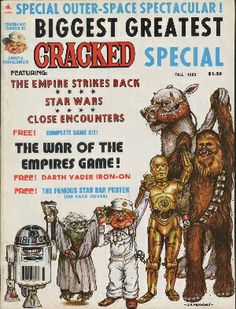 "Fall 1980 ""Biggest Greatest"" Issue #StarWars"
