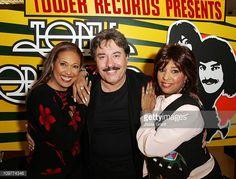 Telma Hopkins Tony Orlando and Joyce Vincent Wilson of Tony Orlando and Dawn