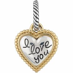 I want some charm like this when I'm in a serious relationship just without gold