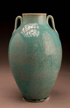 Ben Owen Pottery ~ Patina Green