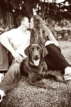 Country Engagement Pictures With Dog Engagement Photos Country engagement pictures with dog Pictures With Horses, Photos With Dog, Save The Date Photos, Family Photos, Fall Pictures, Christmas Pictures, Couple Pictures, Fall Pics, Summer Photos