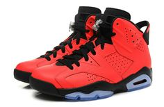 """Air Jordan (Retro) 6's """"Infrared 23"""""""