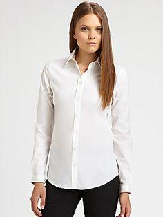 Burberry Brit Button-Down Shirt