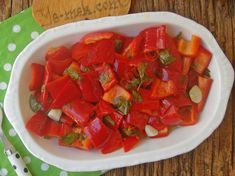 Kışlık Konserve Menemen Tarifi, Nasıl Yapılır? (Resimli) | Yemek Tarifleri Pickles, Salsa, Vegetables, Ethnic Recipes, Kitchen, Food, Natural Beauty, Cooking, Kitchens
