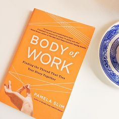 Can't believe I'm just getting around to reading Body of Work by @pamslim ... it's been on my to-read list for 3 years and I'm wishing I read it sooner. This is such a great read if you are looking to reframe and make sense of your life's work, it's twist and turns, and see the bigger picture of how it all fits together. So valuable, not only for your own understanding but also for telling the story of your work in your career or business venture.