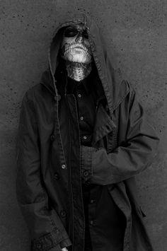 Rick Genest & Shaun Ross by Joachim Baldauf | Marvel. He is gorgeous <3