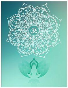 Pin de jackie kim en colors en 2019 yoga art, mandala art y