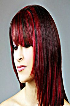 Super Gorgeous Bright Hair Color You Must Try Bright Color Schemes, Bright Hair Colors, Hair Color Guide, Cool Hair Color, Color Trends, Teen Fashion, Cool Hairstyles, Long Hair Styles, Top