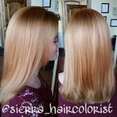 Rose gold lanza hair color. Redhead.#Skincare #Skin #ClearSkin #AntiAging #Colla...#antiaging #clearskin #colla #color #gold #hair #lanza #redheadskincare #rose #skin #lanzahaircolor