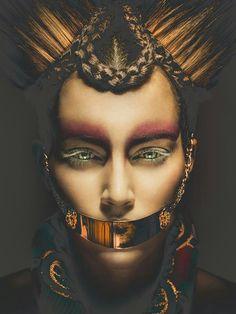 Duy Ha Minh photography, Dark Beauty Magazine