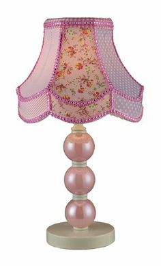 Check out the Dimond Lighting Ellie Kids 1 Light Table Lamp in Pink with Scalloped Shade Childrens Lamps, Dimond Lighting, Girls Lamp, Childrens Lighting, Table Lamp, Pink Lamp, Lamp Sets, Kids Lamps, Pink Table Lamp