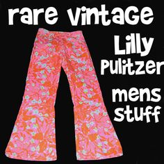 Lilly Pulitzer Mens Stuff vintage mens jeans