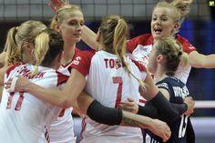 Polki wygrały z Niemkami 3:2.