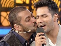 Varun Dhawan is often compared with his mentor Salman Khan, but the young star feels that this comparison is wrong.