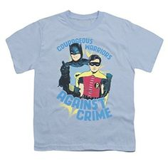 Batman Classic TV Courageous Youth T-Shirt