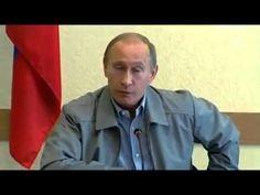 Quando Putin obriga um milionário a arraiar a calcinha!
