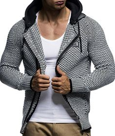 Best men's jackets really are a very important part of each and every man's set of clothing. Men have to have jackets for assorted functions as well as some climate conditions. Men's Jacket Types. Types Of Jackets, Jacket Types, Men's Jackets, Revival Clothing, Biker, Sports Jacket, Slim Fit, Fitness Fashion, Hooded Jacket