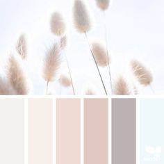 50 Trendy Ideas For Nature Inspired Bedroom Decor Design Seeds Bedroom Colour Palette, Colour Pallette, Bedroom Color Schemes, Taupe Color Palettes, Nature Color Palette, Pastel Palette, Paint Colors For Home, House Colors, Nursery Paint Colors