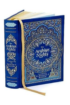 The Arabian Nights - Classic Literature in this beautiful Leatherbound Classics edition (affiliate link)