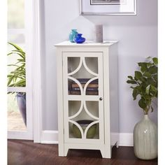 Simple Living Sydney Accent Cabinet - Free Shipping Today - Overstock.com - 19191027 - Mobile