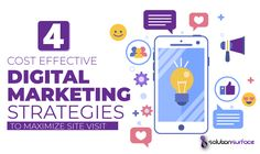 An effective digital technology can give your business a new break. Every business owner wants to convert every marketing penny into new traffic. Marketers used to target the overall audience to improve ROI. #DigitalMarketing #strategy #maximize #Visits Site Visit, Digital Marketing Strategy, Digital Technology, Online Business, Target, Success, Target Audience, Goals