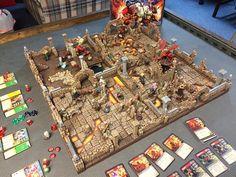 Bumyong's Super Dungeon Explorer scenery!