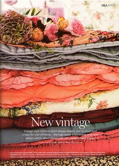 Looking for Beautiful Fabrics for your home can enhance in multiple ways! Try your local Thrift Store!!