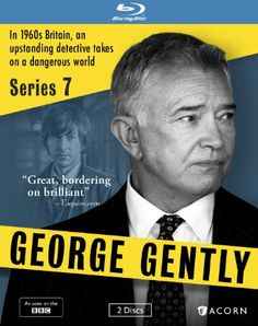 'George Gently' - Martin Shaw & Lee Ingleby return in Series 7 of the 'George Gently', Crime-Detection series.