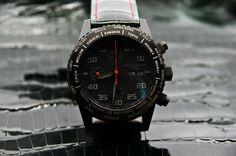 New Maurice de Mauriac Chrono Watch 2012 Army Look